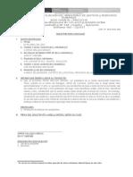 modelo solicitud y tramite conciliación sobre servidumbre de paso