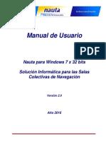 Solucion Nauta W7x32 - Manual de Usuario_V1.0