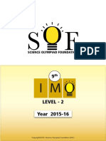 9th IMO Level2