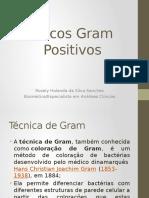 5.1 Cocos Gram Positivos