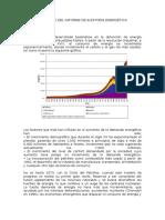 Contenido Minimo Del Informe de Auditoria Energética