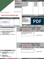 Saint Josephs Church and School Parcels Tax Bills