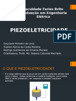 Piezoeletricidade
