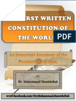 THE FIRST WRITTEN CONSTITUTION OF THE WORLD.pdf