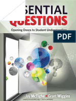 Essential Questions Sample Chapters