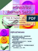 Administrasi RS