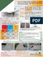 Folder Calçadas