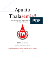 Apa itu Thalasemia