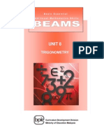BEAMS_Unit 8 Trigonometry