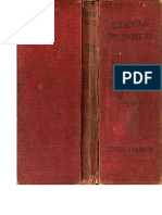 Elementary Trigonometry by Durell & Wright - 1927