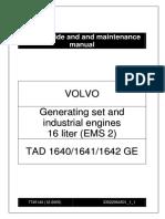 Manual Grupo Electrogeno