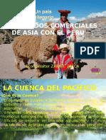 TEMA 24 Acuerdos Comerciales de Asia Con El Perú