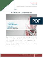 Preview Guide AutoCAD 2015 - por Luciana Klein.pdf