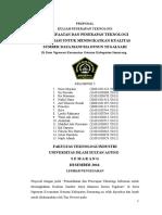 Proposal KPT Kelompok 5 -Kades