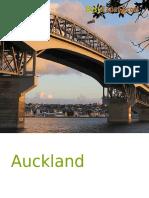 Guía del expatriado. Auckland (en inglés)