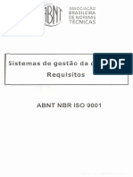 Nbr Iso Iso9001 2008