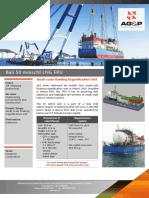 Bali 50 Mmscfd LNG FRU F1