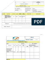 Formatos Compras y Suministros