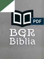 Biblia Galega Restaurada