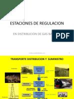 Puentes de Regulacion de Gas