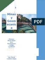 Cierre de Minas y Geomecanica
