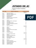 Minas 2017