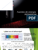 presentacion INFRARROJO