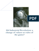 4th Industrial Revolution a Change of Va