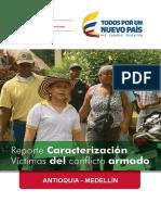 Reporte de Atención y Reparación Integral a Víctimas - UARIV