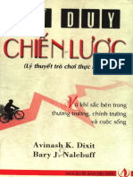 Tu Duy Chien Luoc (Ly Thuyet Tro Choi Thuc Hanh)