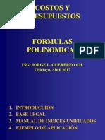 Formulas polino