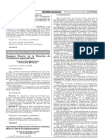 DGCF RD 036 2016 MTC 14 Aprueba Manual de Tuneles M y OC El Peruano 09 11 2016