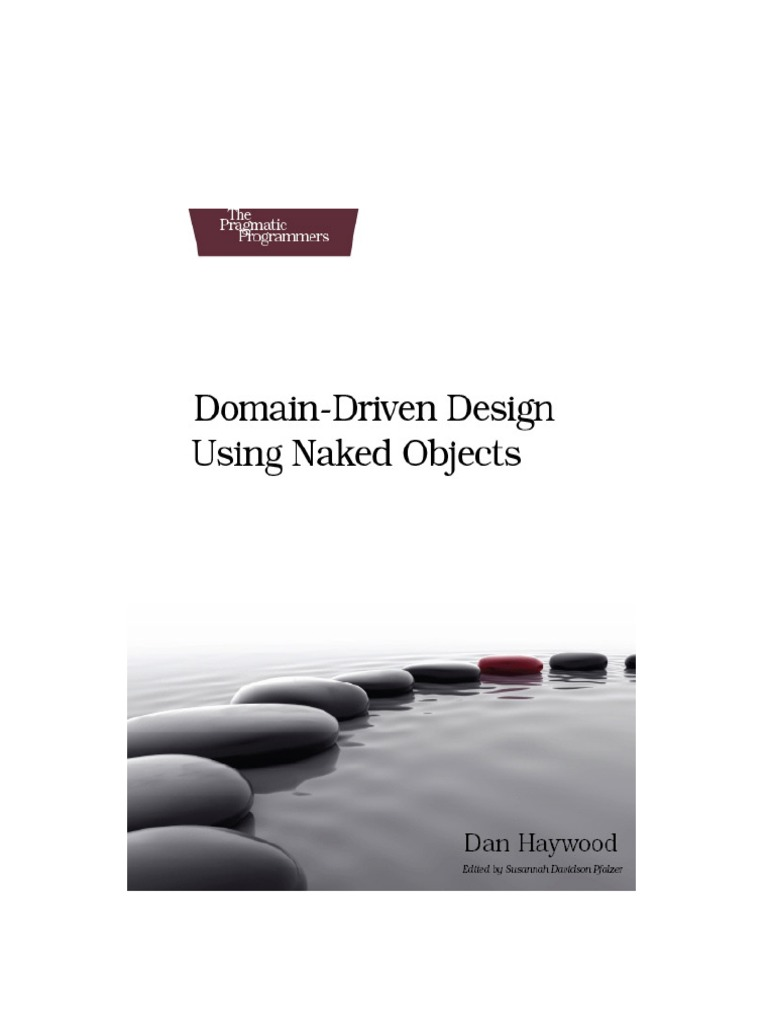 Domain Driven Design Using Naked Objects | Object (Computer
