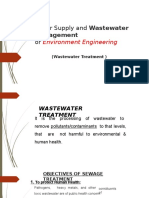 7- W.W. Treatment (Preliminary & Primary)