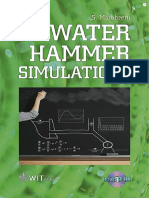 Water Hammer Simulations by S. Mambretti