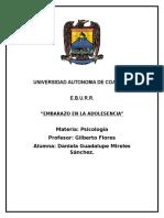 Universidad Autonoma de Coahuila Daniela Mireles