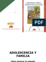 CEAPA. Adolescencia y Familia.como Mejorar La Relacion Con Los Hijos e Hijas Adolescentes y Prevenir El Consumo de Drogas. Alumno