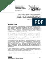 Igv - Reorganizacion de Sociedades - Ipdt