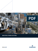 Brochure Industrial Power Solutions SOLA HEAVY DUTY