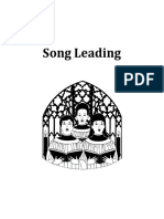 Song Leading