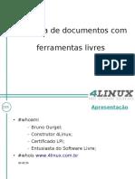 4Linux - Gedwebcast