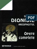 Dionisie Areopagitul - Opere complete 2 pdf.pdf