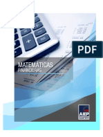 Matemáticas Financieras - Conceptos Básicos