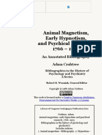 Animal Magnetism, Early Hypnotism, and Psychical Research, 1766-1925.pdf