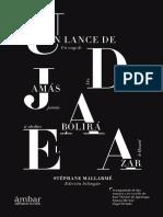 Un lance de Dados - Stéphane Mallarmé - Ámbar Cooperativa Editorial