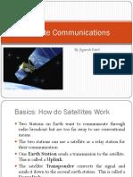 Satellite Communication by Jignesh Patel