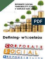 CSR PP (1)