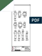 Basement Beams Sections