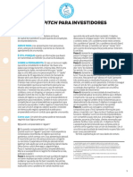 Pitch Para Investidores
