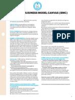 Bmc - Business Model Canvas